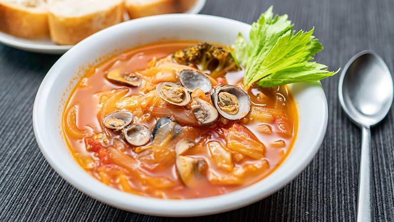 カラダすっきりデトックススープ